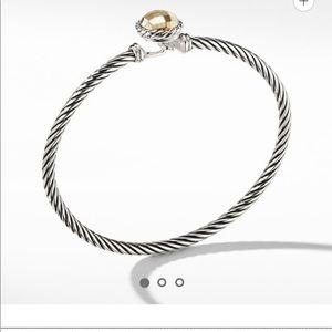 Chatelaine Bracelet with 18K Gold